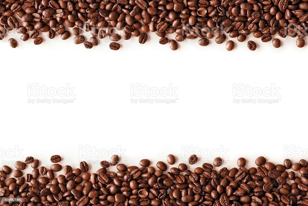 Coffee Stripes stock photo