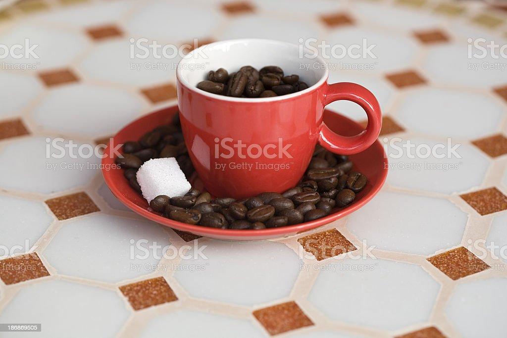 coffee sweet stock photo