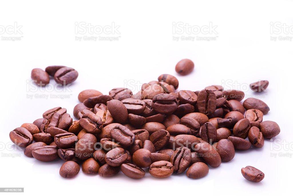 Coffee taste stock photo
