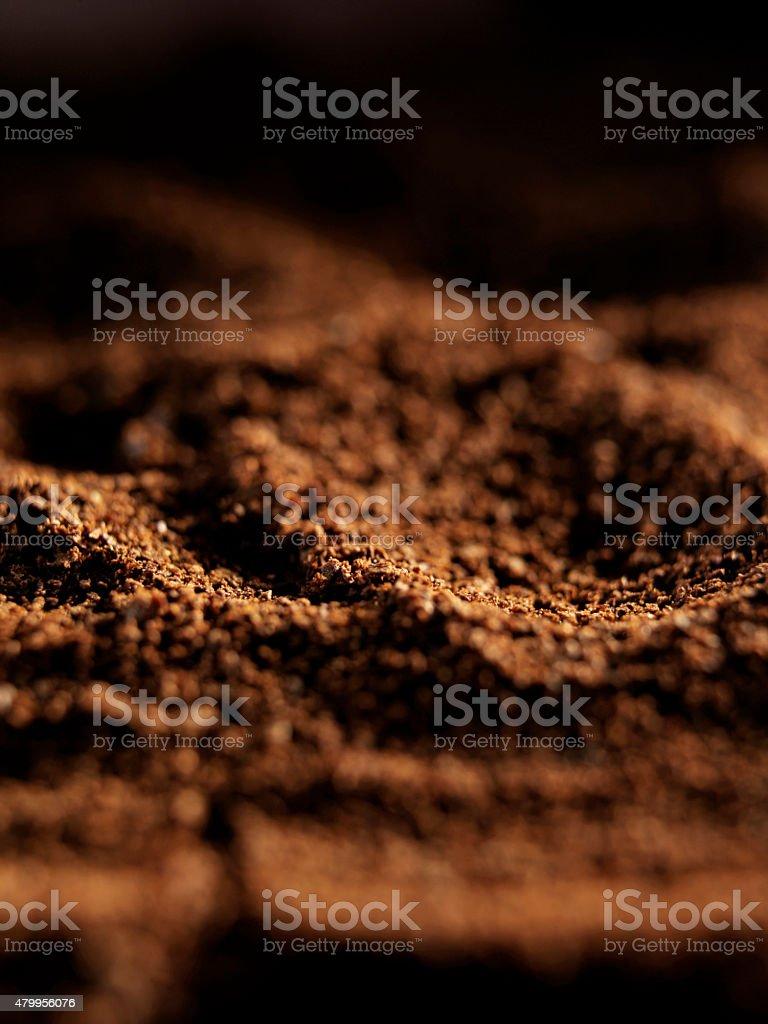Coffee texture stock photo