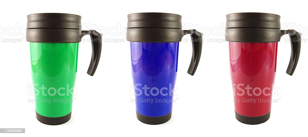 Coffee Thermos royalty-free stock photo