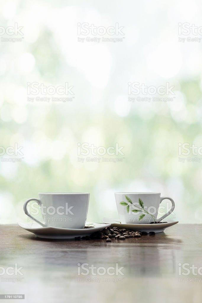 coffee time royalty-free stock photo