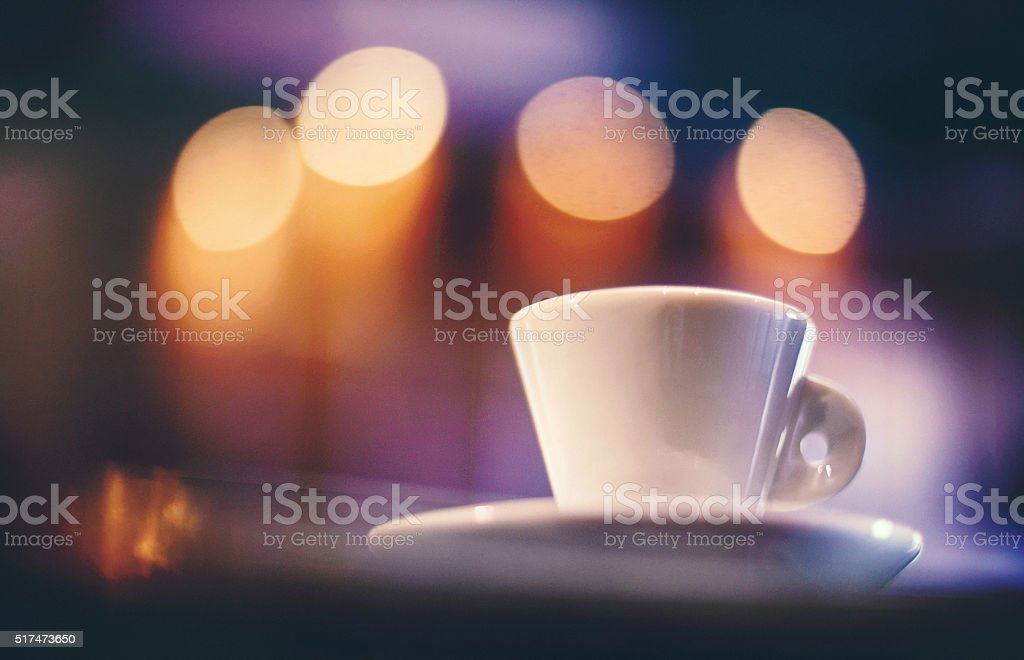 Coffee time. stock photo