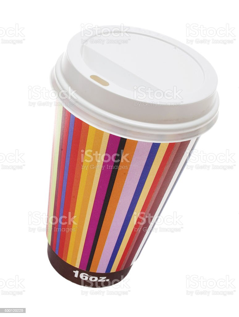 Coffee to go (noname) stock photo