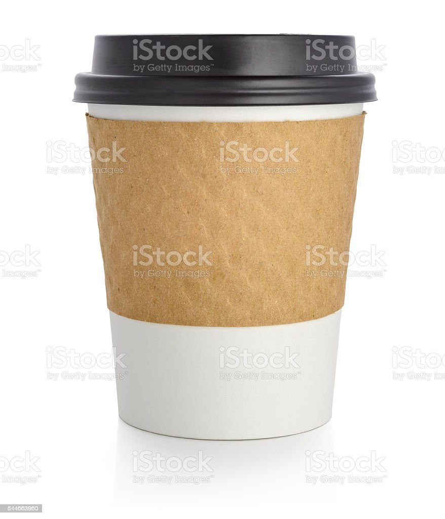 Coffee To Go stock photo