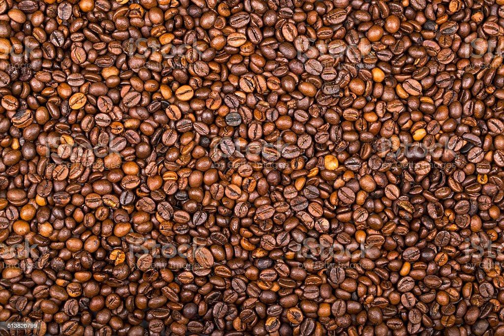 Coffee wallpaper stock photo