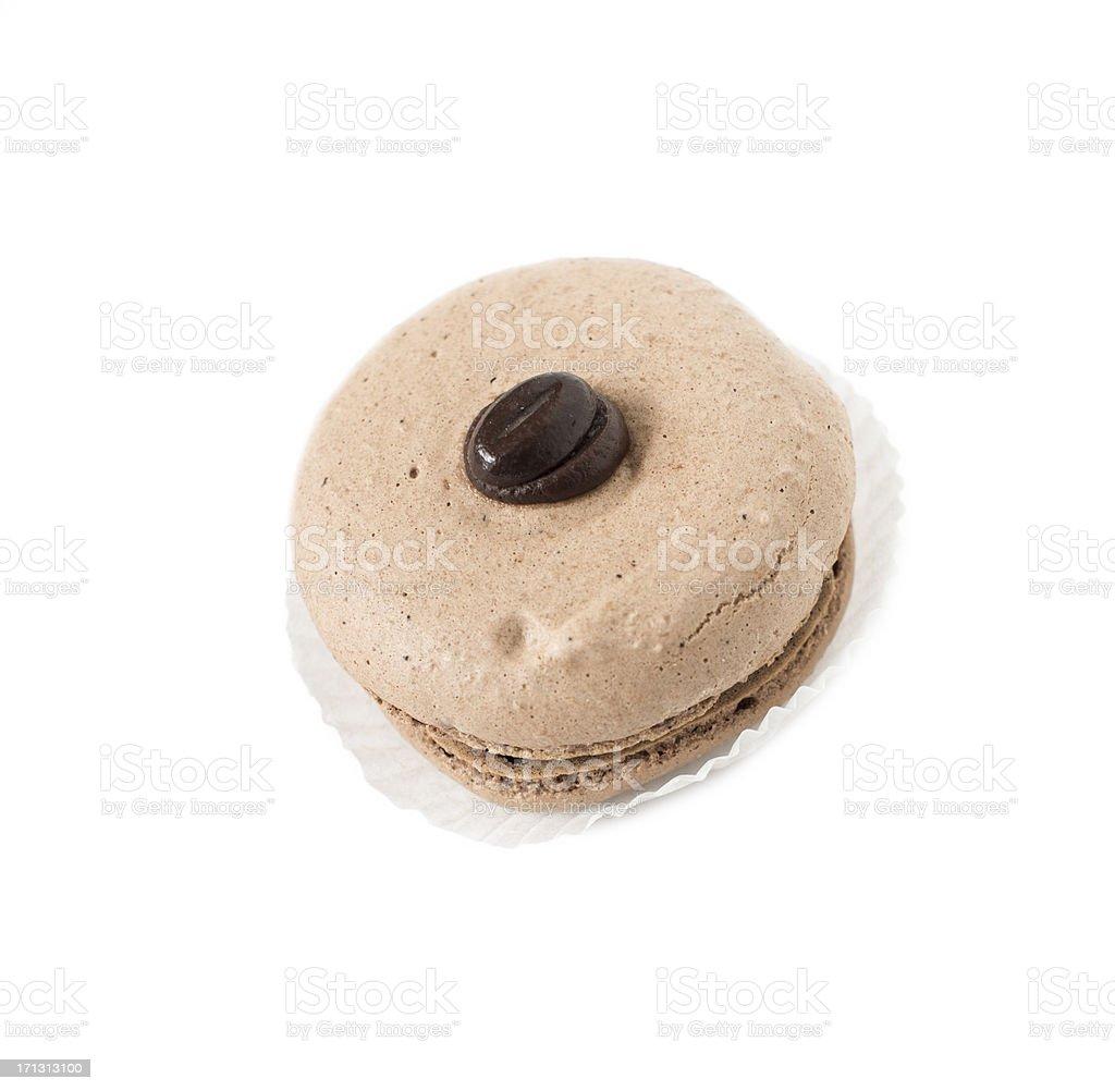 Coffee Whoopie Pie stock photo
