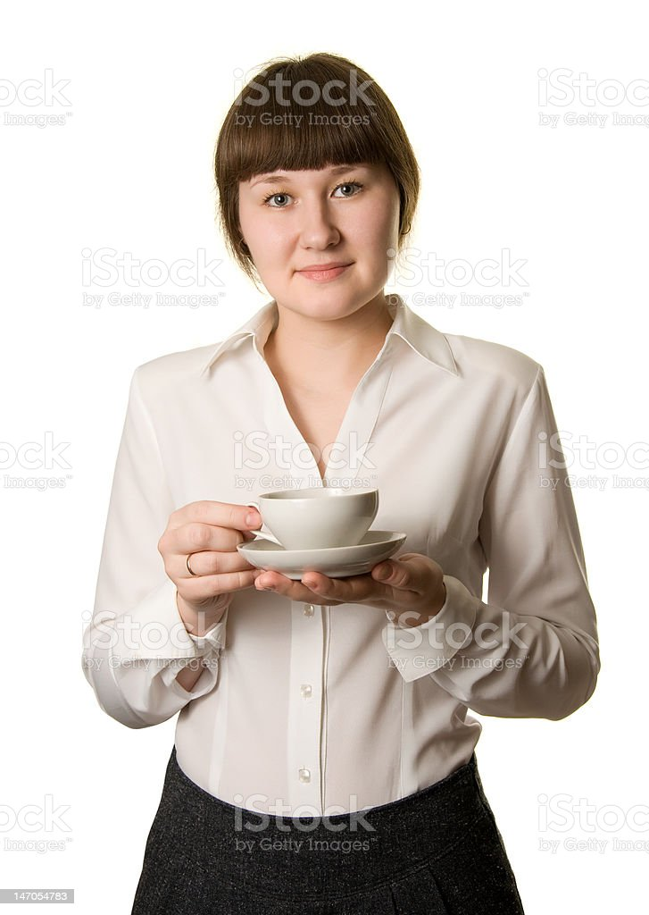 coffee-break royalty-free stock photo