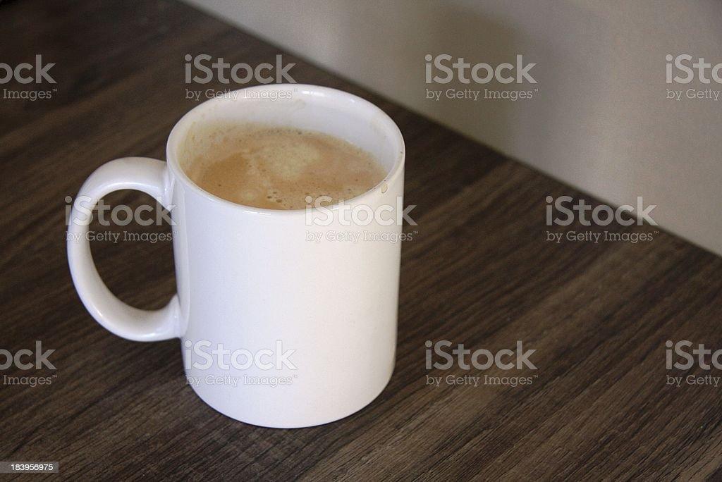 coffee-cupful stock photo