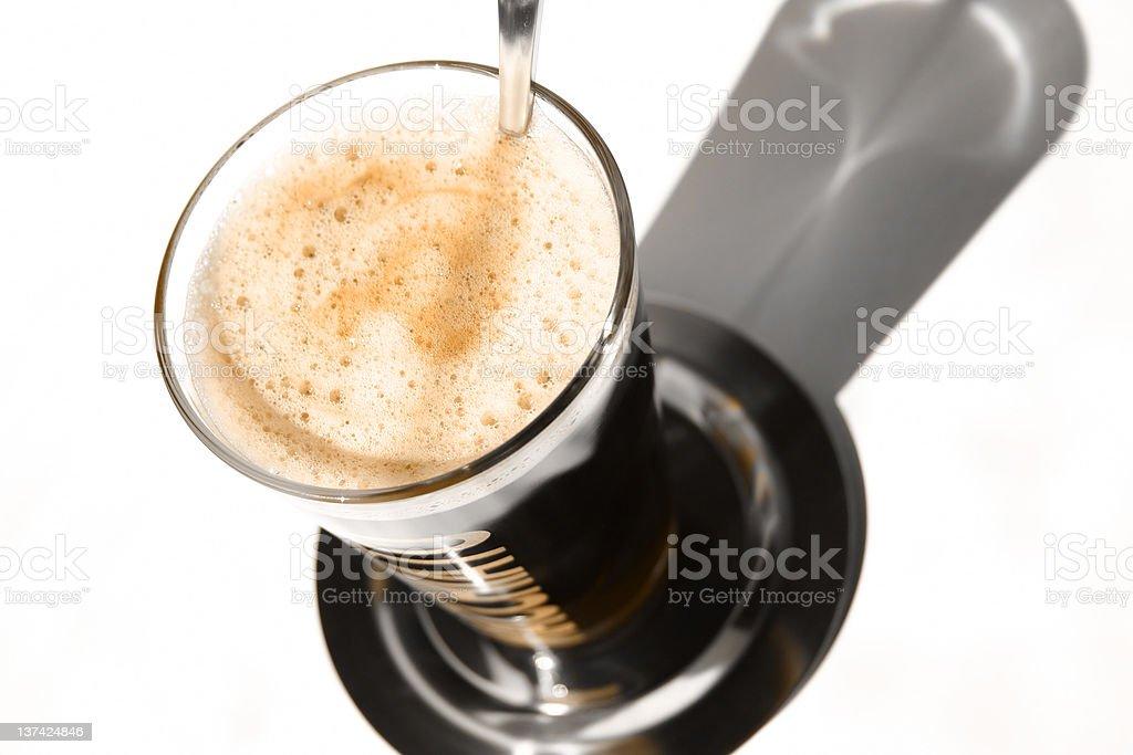 Coffeee royalty-free stock photo