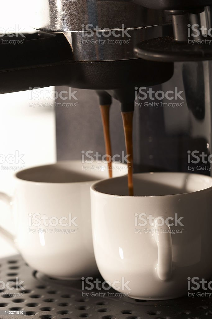 coffeemaker royalty-free stock photo