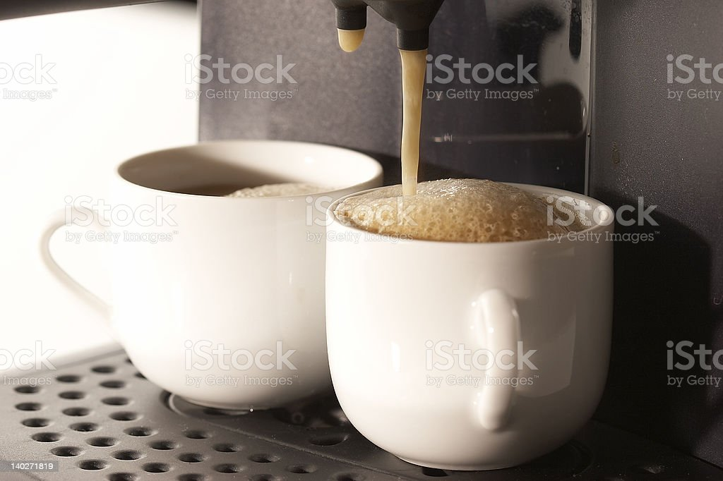 coffeemaker royalty-free stock photo
