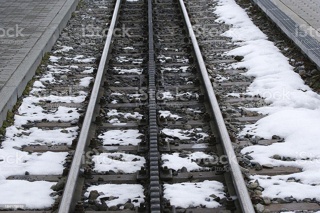 cog railway stock photo