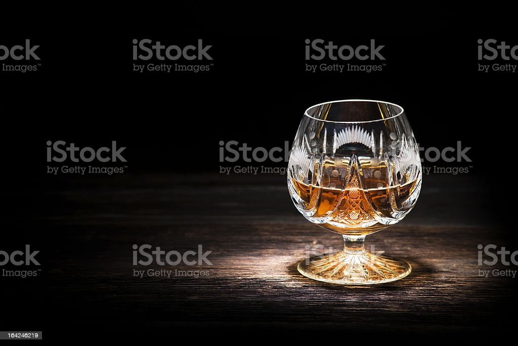 Cognac royalty-free stock photo