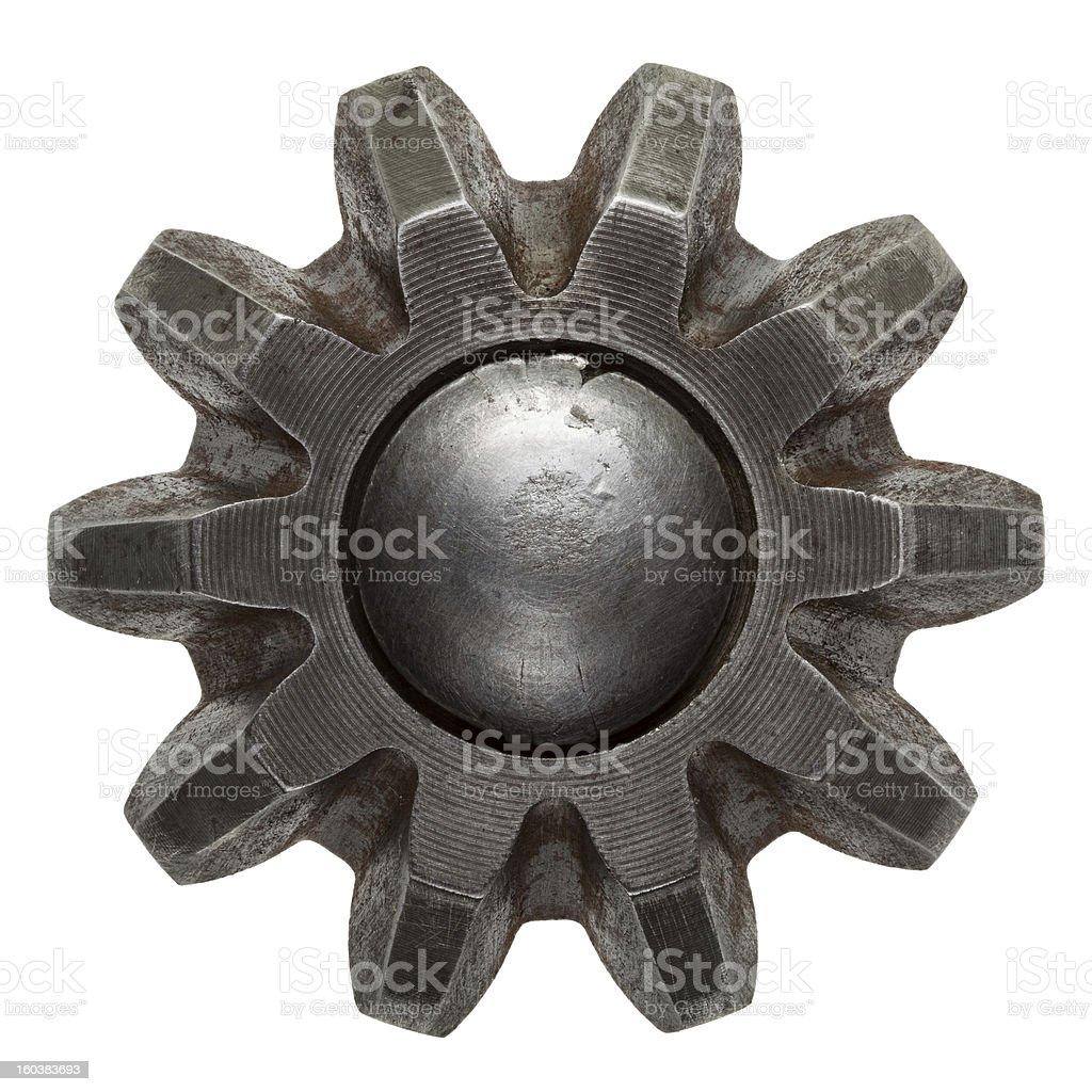 Cogwheel royalty-free stock photo
