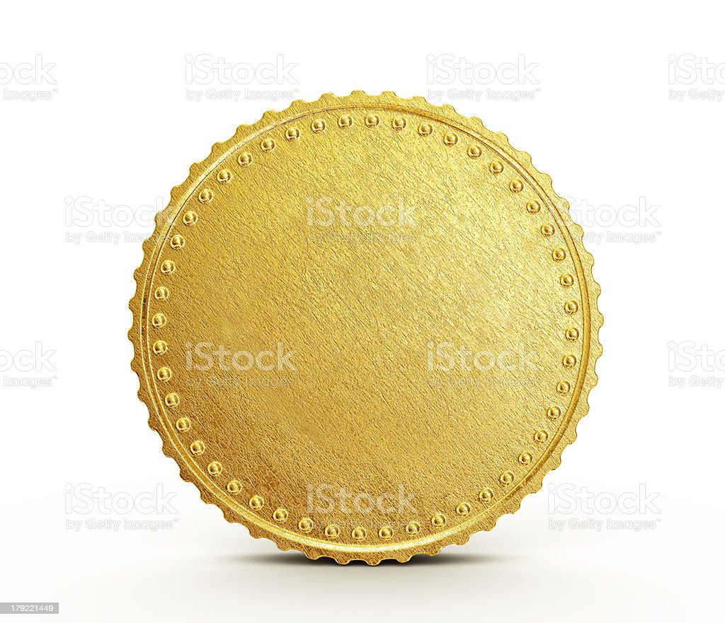 coin concept stock photo