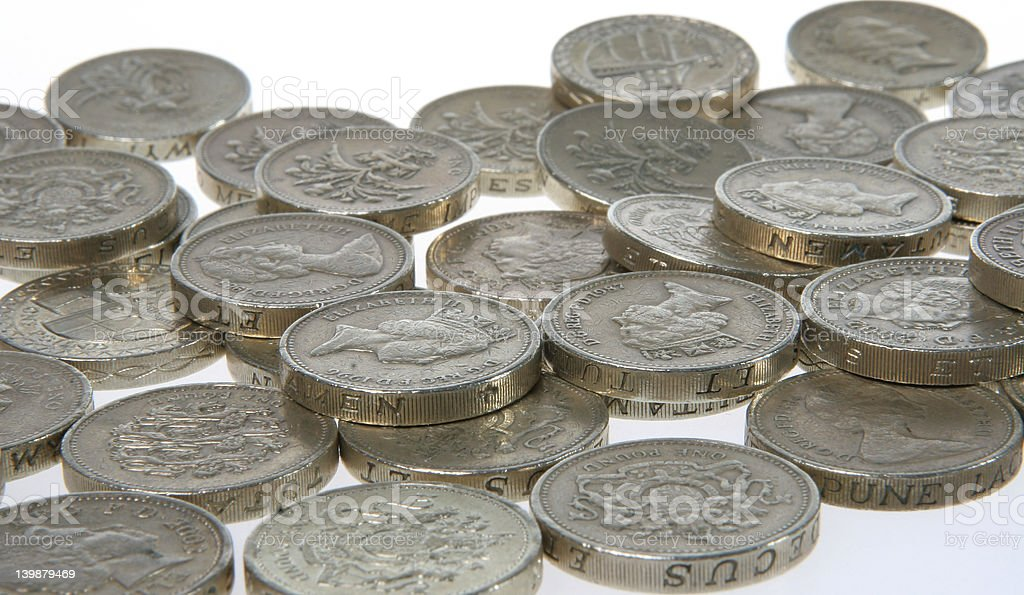 Coin of the Realm royalty-free stock photo