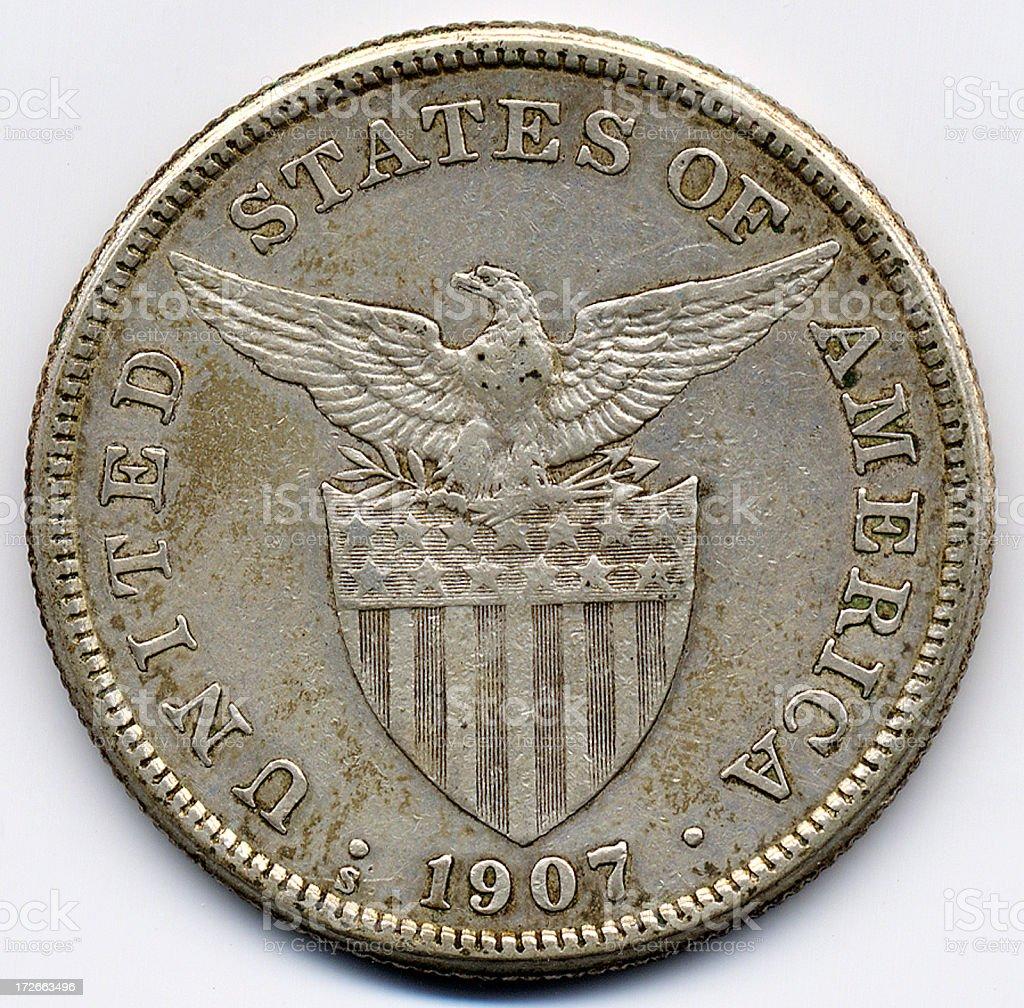 U.S. Coin stock photo