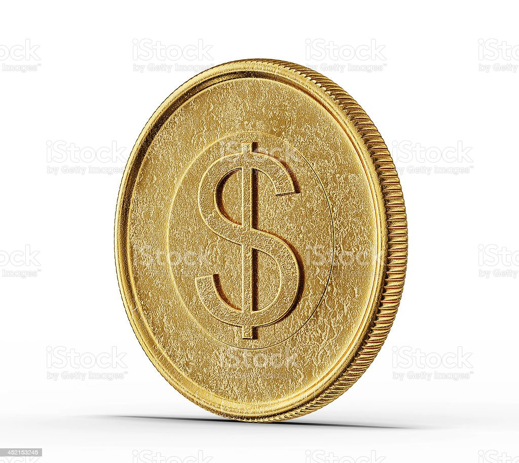 coin stock photo