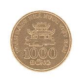 Coin Vietnam 1000 Dong