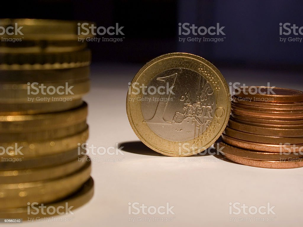 Coins [11] royalty-free stock photo