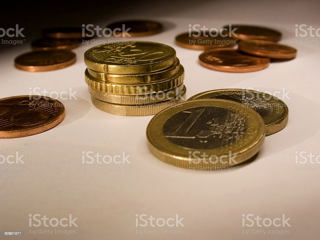 Coins [7] royalty-free stock photo