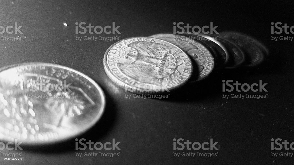 Coins.jpg royalty-free stock photo