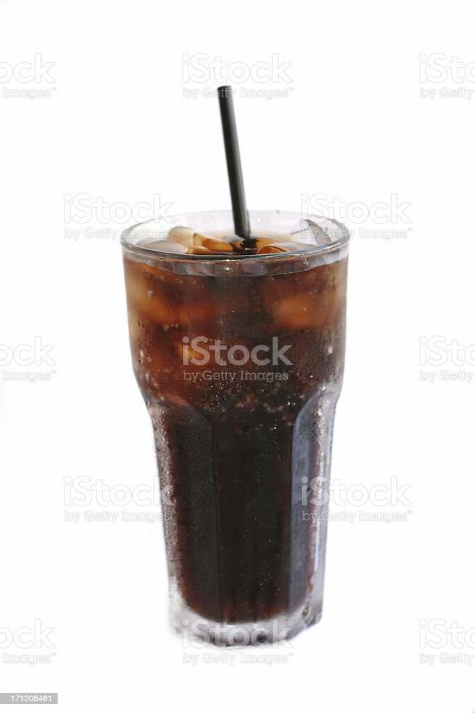 coke royalty-free stock photo