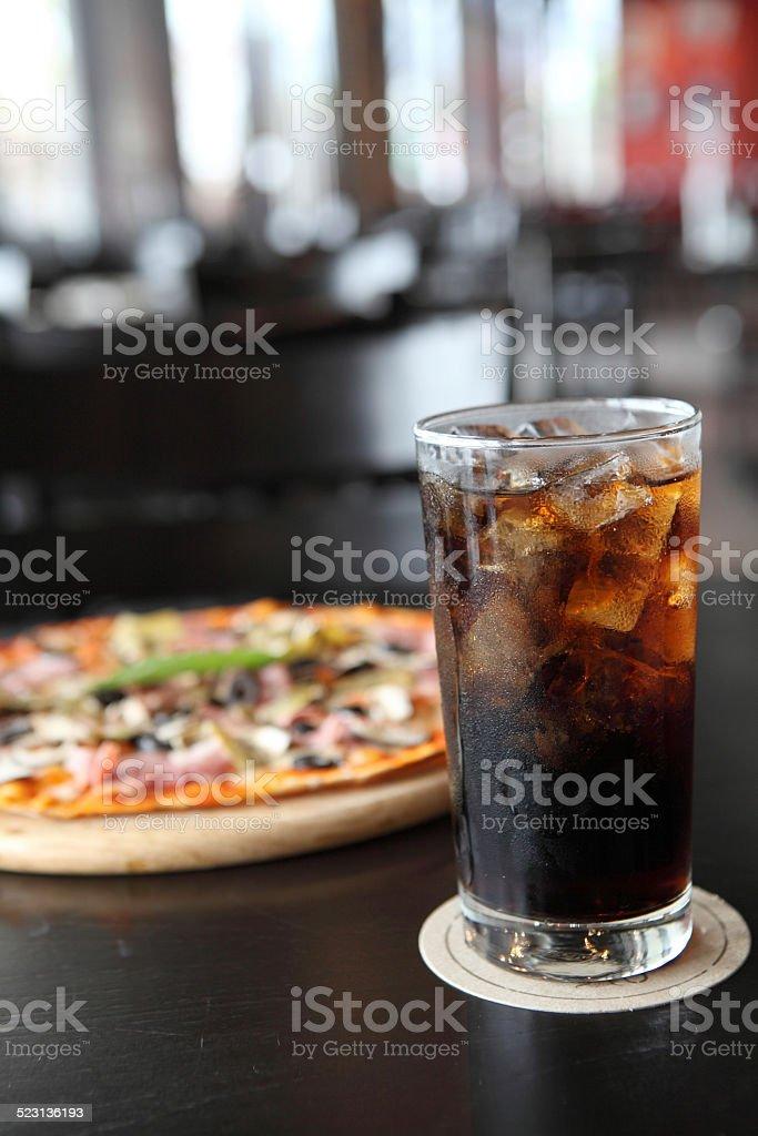 Cola stock photo