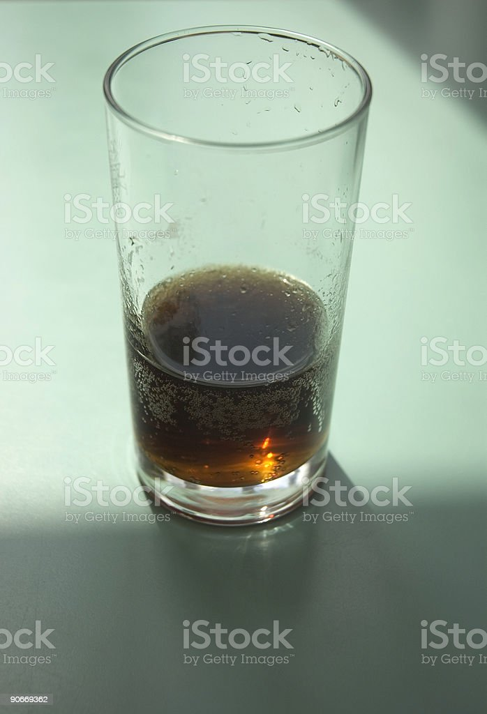 Cola royalty-free stock photo