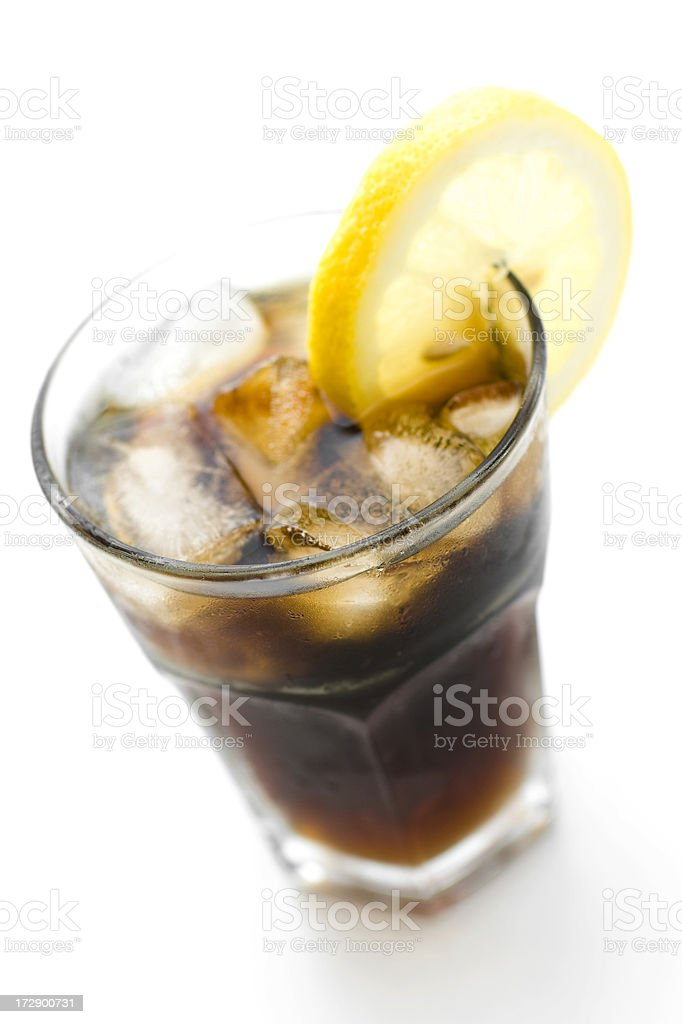 Cola series royalty-free stock photo