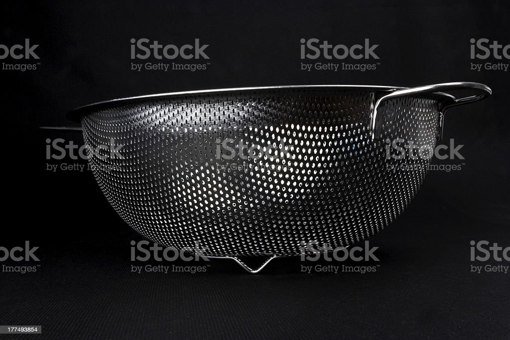 colander royalty-free stock photo