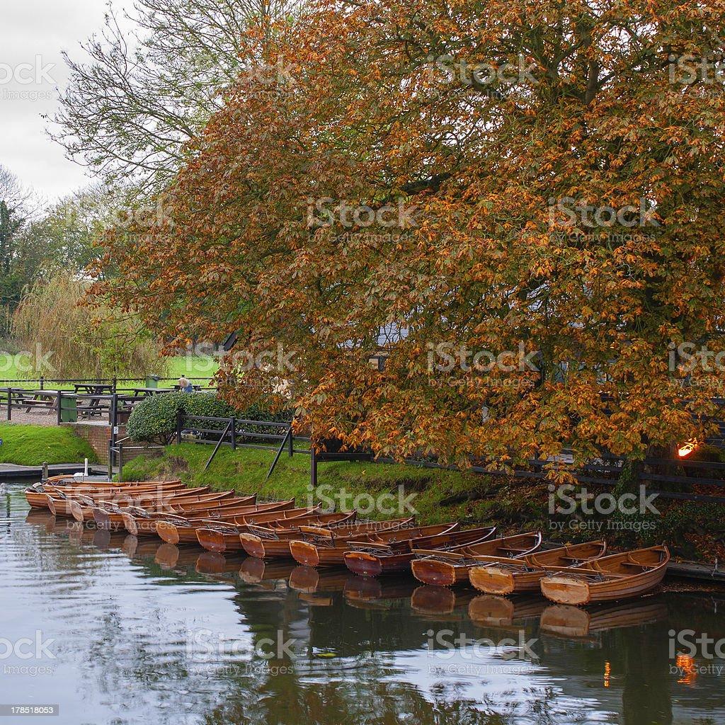 Colchester essex UK Dedham royalty-free stock photo