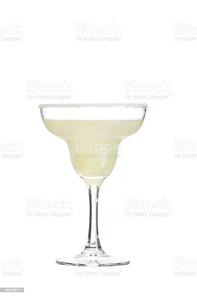 Cold alcoholic cocktail stock photo