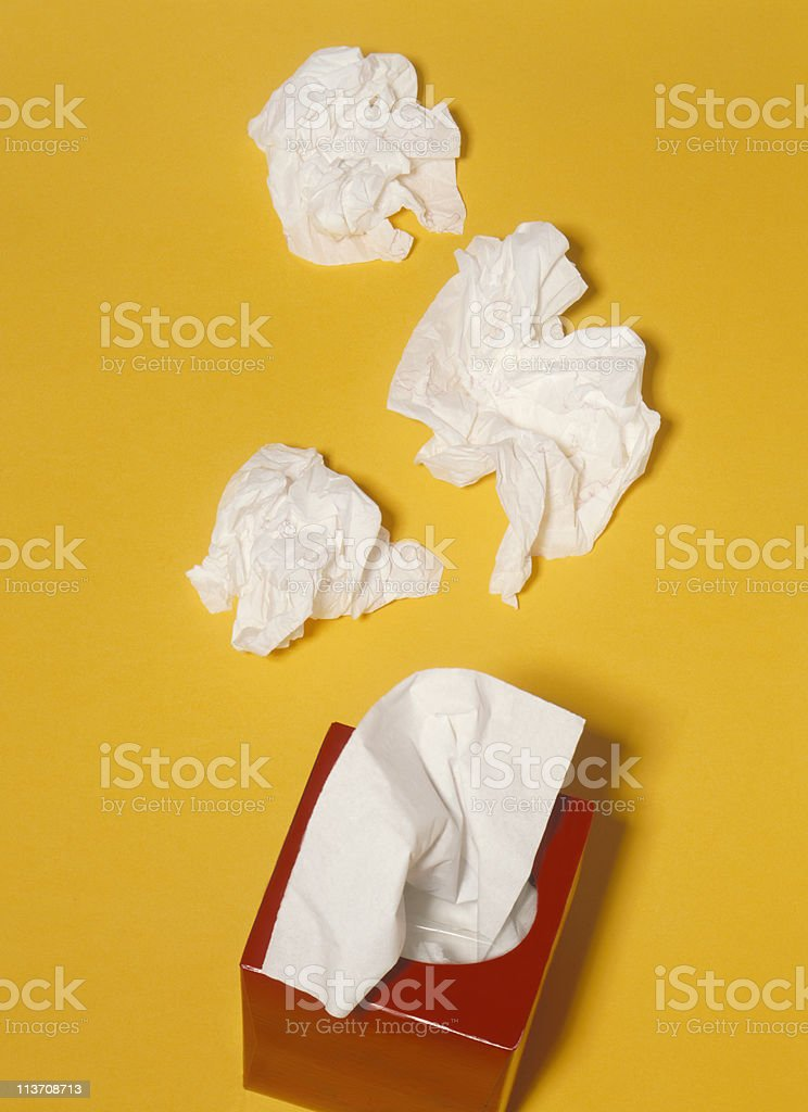 cold, allergy, flu stock photo