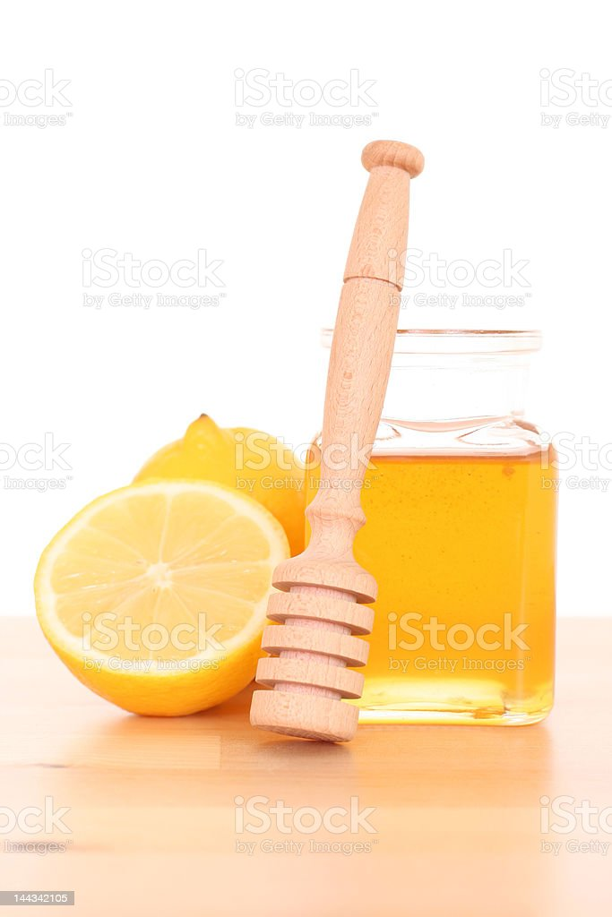 cold and flu remedy royalty-free stock photo