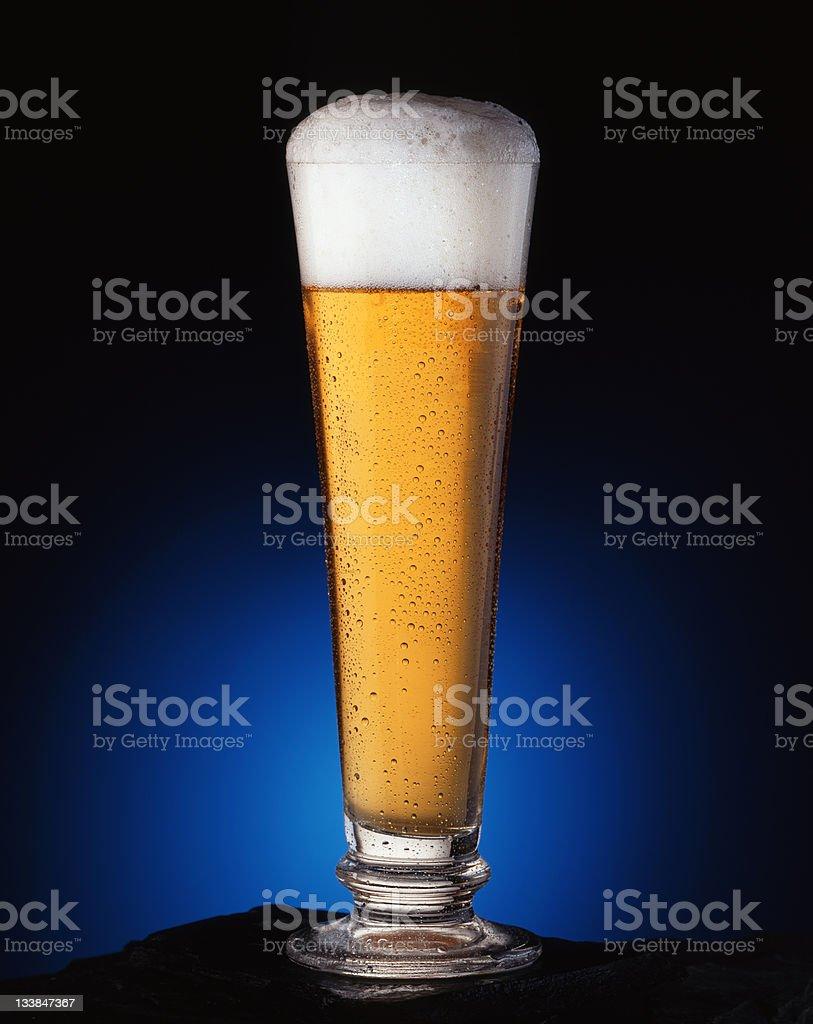 Birra fredda foto stock royalty-free
