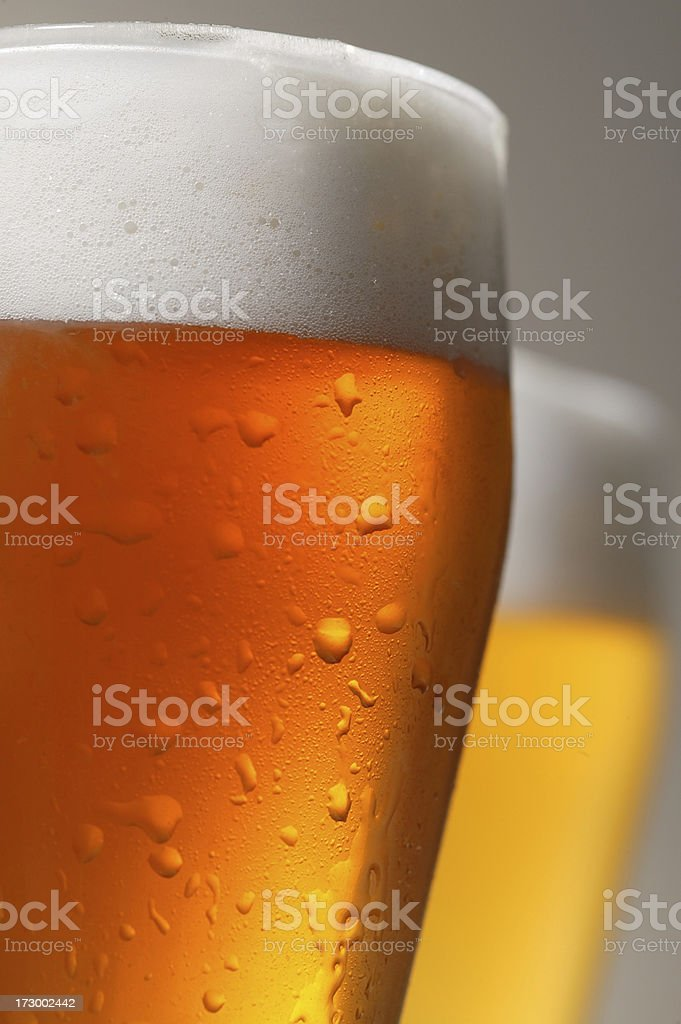 cold beer series royalty-free stock photo