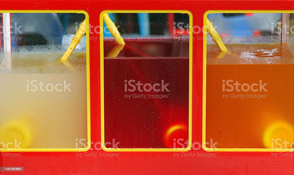 Cold Juice for a Hot Day royalty-free stock photo