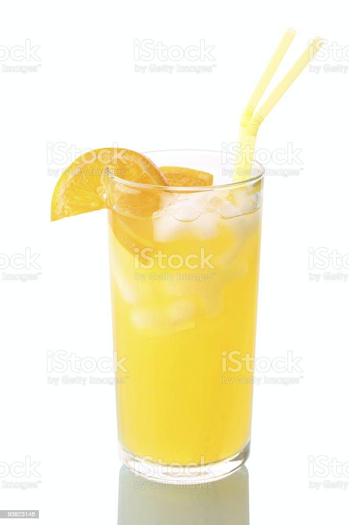 Cold Lemonade Drink stock photo