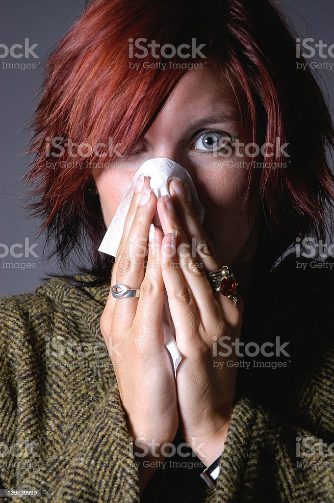 cold royalty-free stock photo