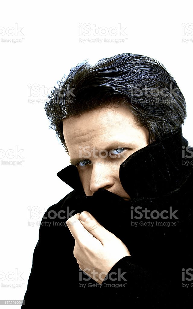 Cold stock photo