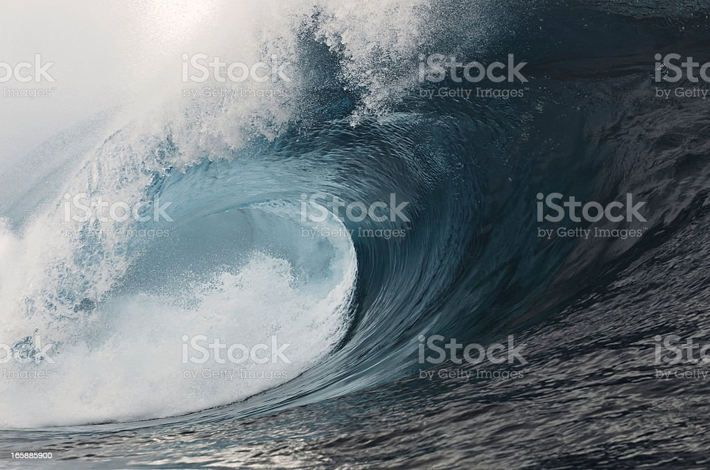 Cold Power stock photo