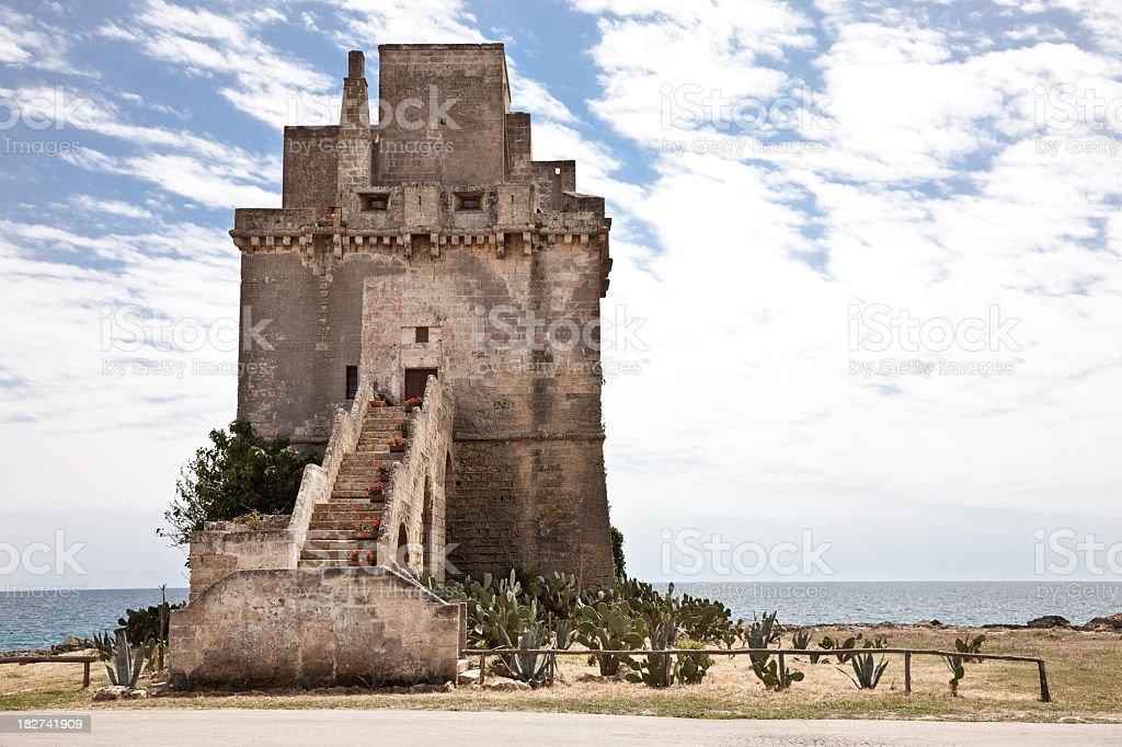 Colimena Tower stock photo