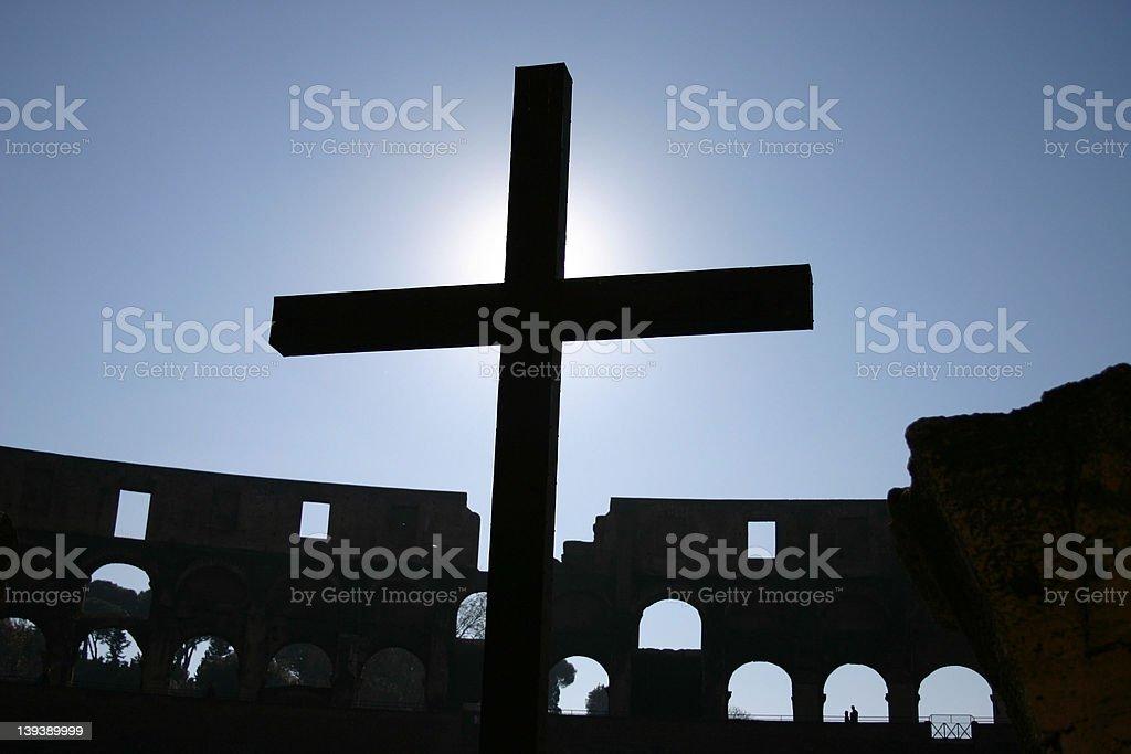 Colisseum,Rome stock photo