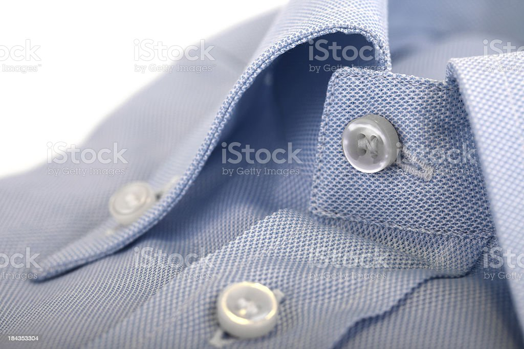 Collar: detail royalty-free stock photo
