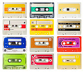 Collection of audio cassette