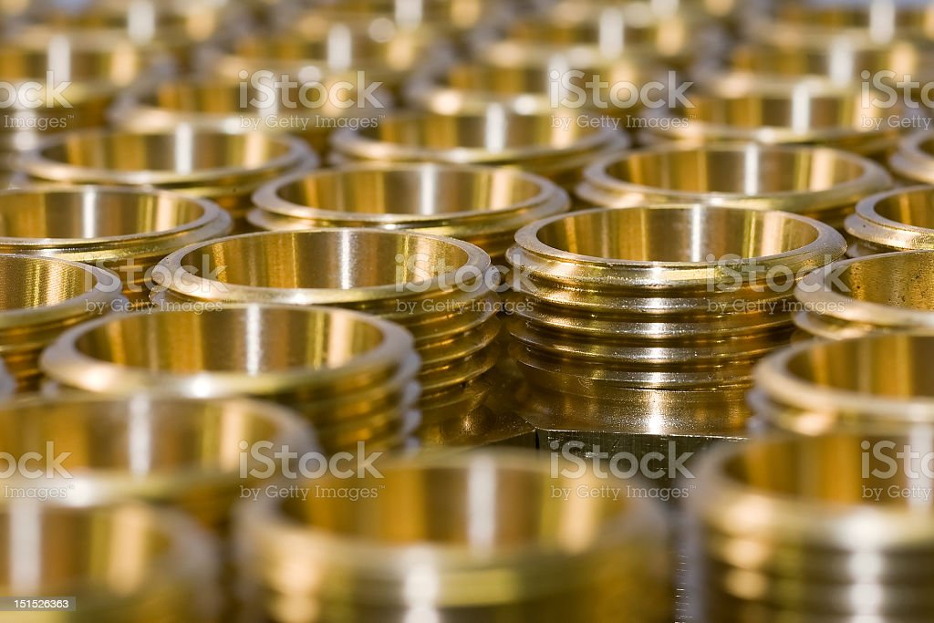 Collection of gaskets royalty-free stock photo