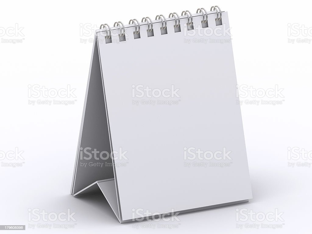 collection of various  papers on white background. royalty-free stock photo