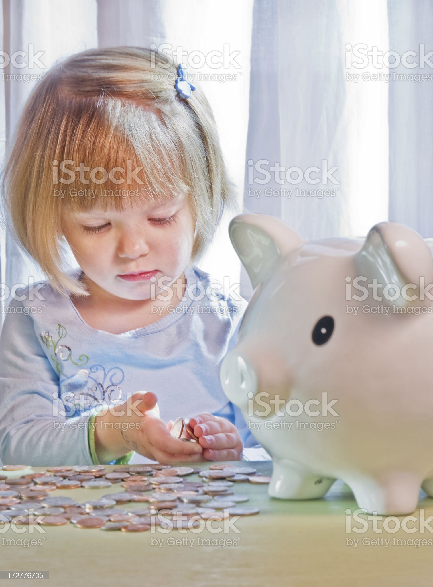 college fund royalty-free stock photo